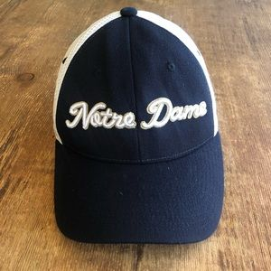 🎈3/$20🎈 Notre Dame Fitted Ball cap